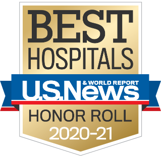 U.S. News & World Report recognizes Stanford Health Care in the top 10 best hospitals in the nation.
